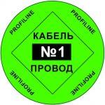 Кабели и провода брендированной марки Profiline